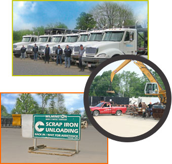 Wilmington Iron & Metal Company | Customer Service